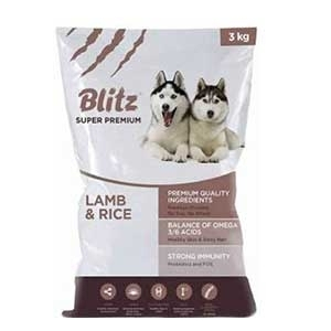 Blitz Adult Lamb & Rice All Breeds