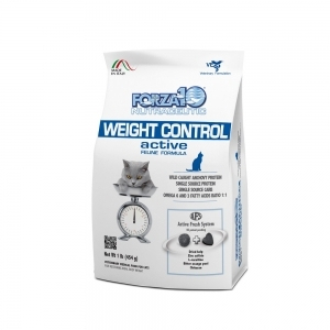 FORZA10 Weight Control Active для кошек