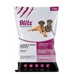 Blitz Adult Large & Giant Breeds